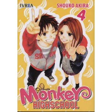 MONKEY HIGHSCHOOL 04 (de 8)