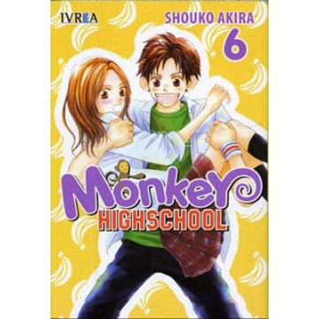 MONKEY HIGHSCHOOL 06 (de 8)