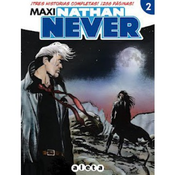 MAXI NATHAN NEVER VOL. 2