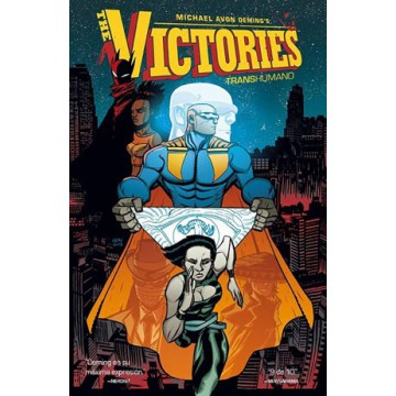 THE VICTORIES 02: TRANSHUMANO