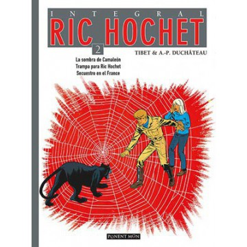 RIC HOCHET Integral vol. 02