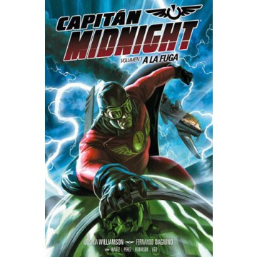 CAPITÁN MIDNIGHT 01: LA FUGA