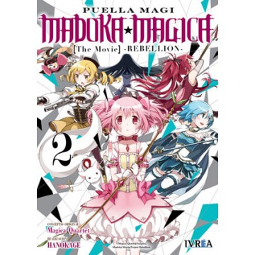 MADOKA MAGICA: THE MOVIE REBELLION 02