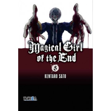 MAGICAL GIRL OF THE END 08