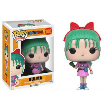 FIGURA POP! BULMA (DRAGON BALL)