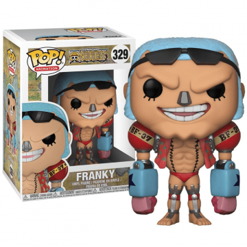 FIGURA FRANKY (ONE PIECE) - FUNKO POP