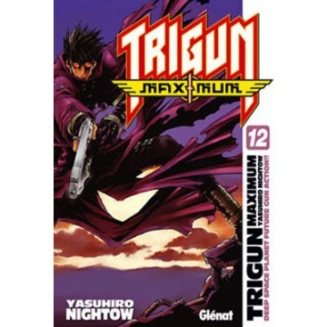TRIGUN MAXIMUM 12