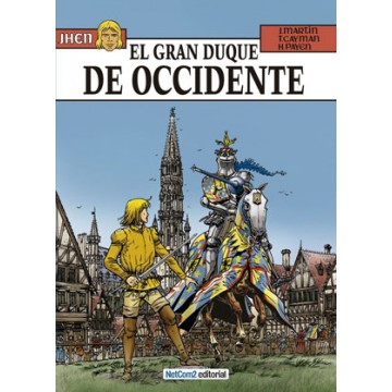LAS AVENTURAS DE JHEN 12: EL GRAN DUQUE DE OCCIDENTE