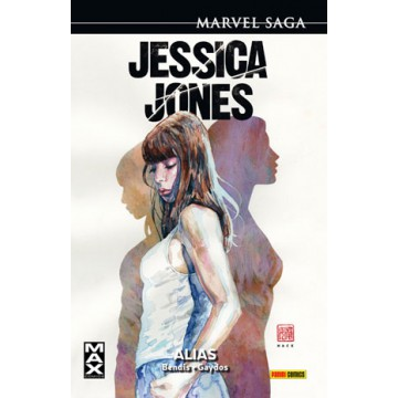 JESSICA JONES 01: ALIAS (Marvel Saga 01)