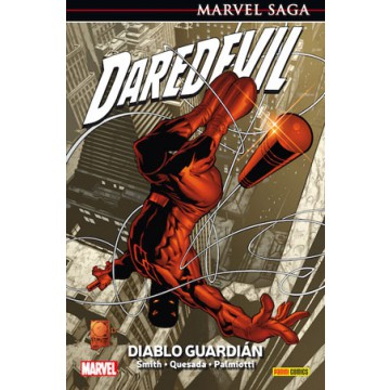 DAREDEVIL 01: DIABLO GUARDIAN (Marvel Saga 02)