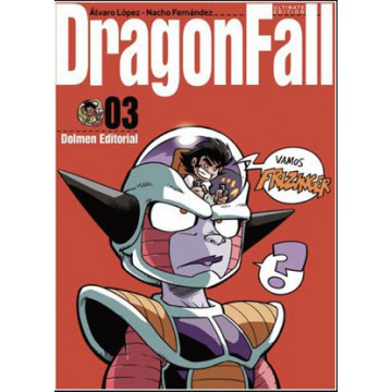 DRAGON FALL ULTIMATE EDITION 03