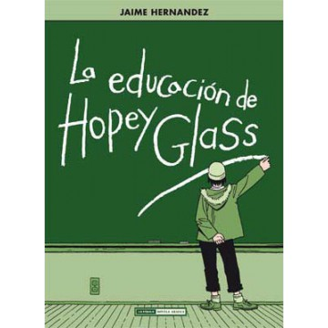 LA EDUCACIÓN DE HOPEY GLASS