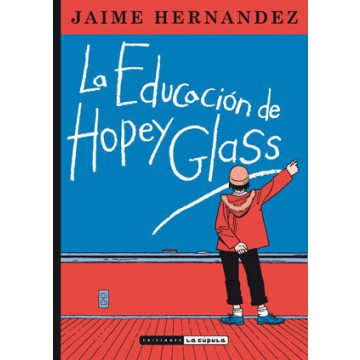 LA EDUCACION DE HOPEY GLASS