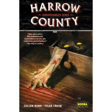 HARROW COUNTY 01: INNUMERABLES SERES