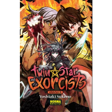 TWIN STAR EXORCISTS: ONMYOJI 02