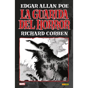 LA GUARIDA DEL HORROR: EDGAR ALLAN POE