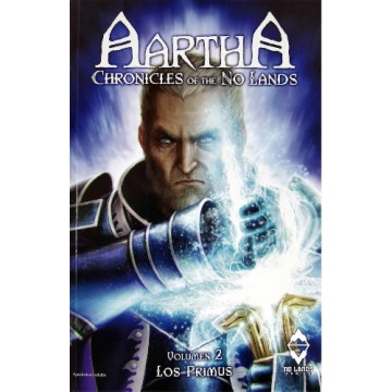 AARTHA. CHRONICLES OF THE NO LANDS 02: LOS PRIMUS