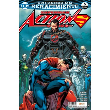 SUPERMAN: ACTION COMICS 06 (Renacimiento)