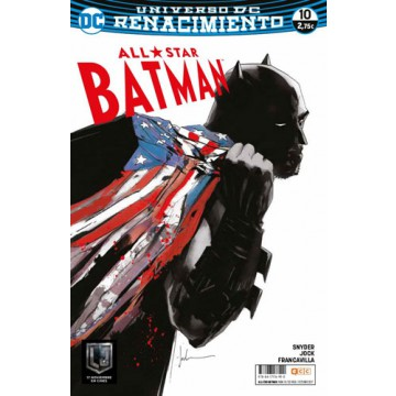 ALL-STAR BATMAN 10 (Renacimiento)