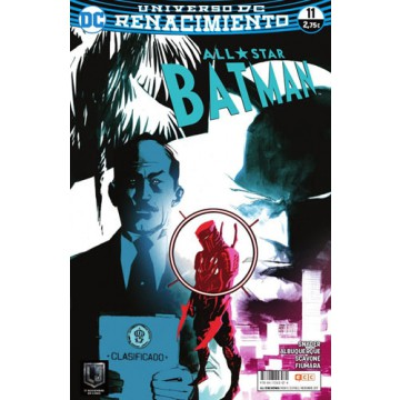 ALL-STAR BATMAN 11 (Renacimiento)