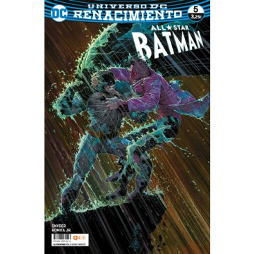 ALL-STAR BATMAN 05 (Renacimiento)