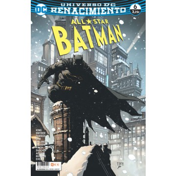 ALL-STAR BATMAN 06 (Renacimiento)
