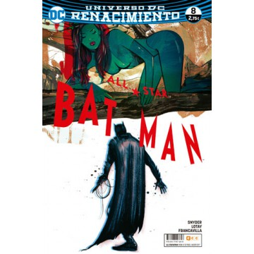 ALL-STAR BATMAN 08 (Renacimiento)