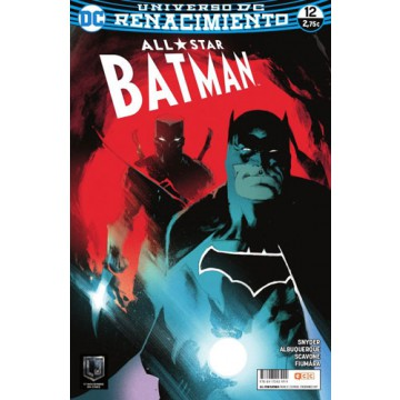 ALL-STAR BATMAN 12 (Renacimiento)