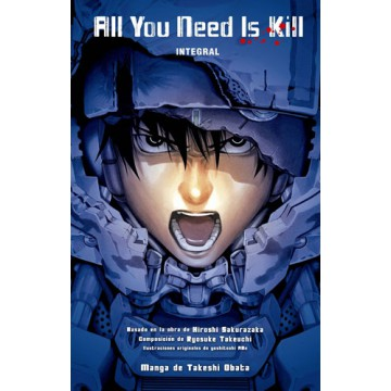 ALL YOU NEED IS KILL (Edición Integral)