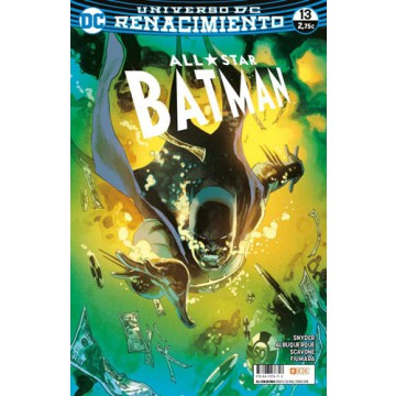 ALL-STAR BATMAN 13 (Renacimiento)
