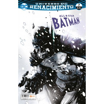 ALL-STAR BATMAN 07 (Renacimiento)