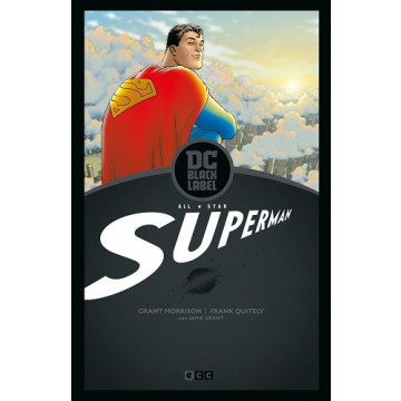 ALL-STAR SUPERMAN (Edición Dc Black Label)