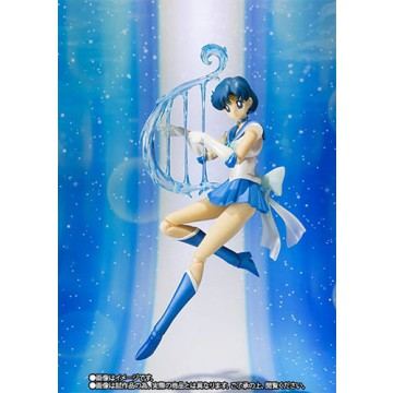 FIGURA AMY SUPER SAILOR MERCURY (SAILOR MOON) - SH FIGUARTS