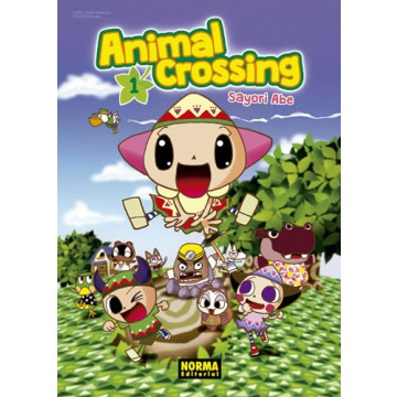 ANIMAL CROSSING 01
