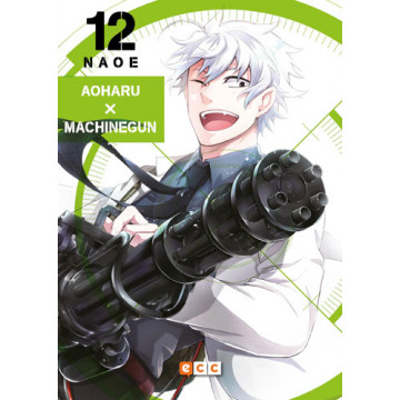 AOHARU X MACHINEGUN 12