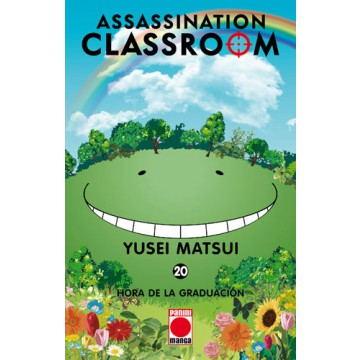 ASSASSINATION CLASSROOM 20: HORA DE LA GRADUACIÓN