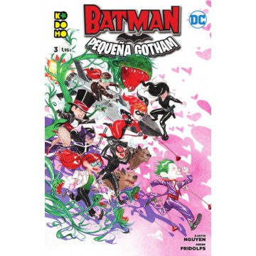 BATMAN: PEQUEÑA GOTHAM 03 (de 12)
