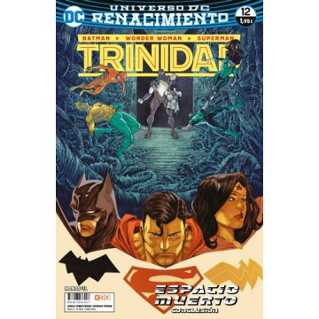 BATMAN/SUPERMAN/WONDER WOMAN: TRINIDAD 12 (Renacimiento)