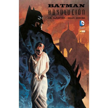BATMAN: ABSOLUCIÓN
