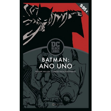BATMAN: AÑO UNO (Edición DC Black Label Pocket)