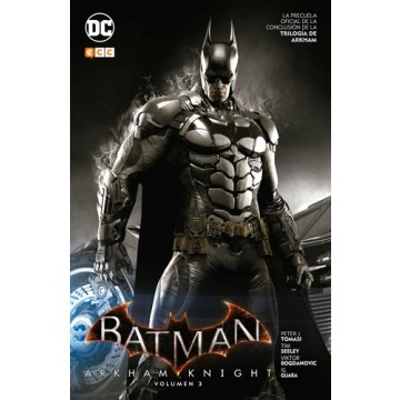 BATMAN: ARKHAM KNIGHT Vol. 03