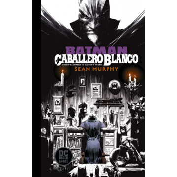BATMAN: CABALLERO BLANCO (Edición limitada dc black label)
