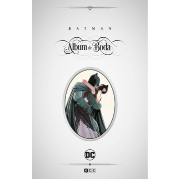 BATMAN: ÁLBUM DE BODA