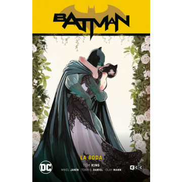 BATMAN DE TOM KING 10: LA BODA (Camino al altar parte 4)