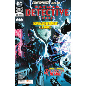 BATMAN: DETECTIVE COMICS 13