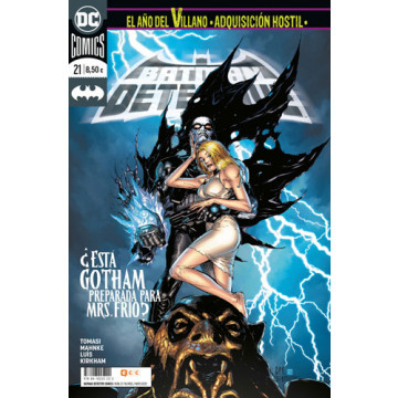 BATMAN: DETECTIVE COMICS 21