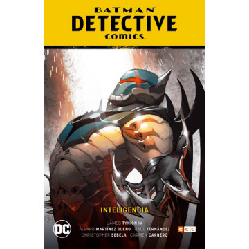 BATMAN DETECTIVE COMICS: INTELIGENCIA