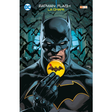 BATMAN/FLASH: LA CHAPA (edición deluxe)