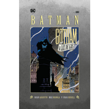 BATMAN: GOTHAM A LUZ DE GAS (EDICIÓN TABLOIDE) (BATMAN DAY 2020)
