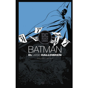 BATMAN: EL LARGO HALLOWEEN (Edición DC black label)